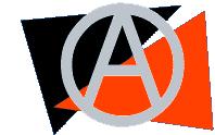 Logo der Internationale der Anarchistischen Föderationen